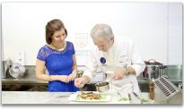 'Sibylle's Top French Chefs' With Chef Luc Holié