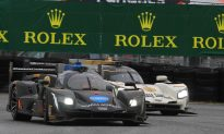Rolex 24: WTR, Ford Hold Tight to Leads in Last Two Hours