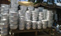 Scrap Metal Pots an Unrecognized Source of Lead Poisoning