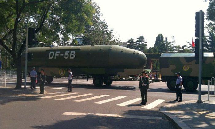 The DF-5B (Wikimedia Commons)