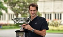 Federer Wins Illusive 18th Grand Slam Title After 5 Year Wait