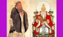 When Confucius Met Laozi