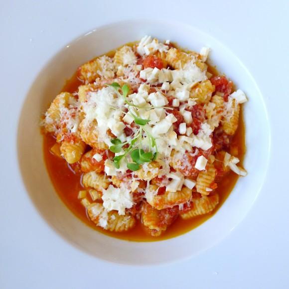 Agresta's gnocchi dish. (Courtesy of Grand Tier)
