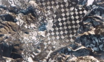 Astronaut Captures Image of Peculiar Checkerboard Pattern From Space (Video)