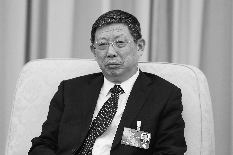 Probe of Former Prosecutor Signals Wane of Shanghai Gang