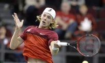 Canada Pushes Great Britain to the Limit in Davis Cup