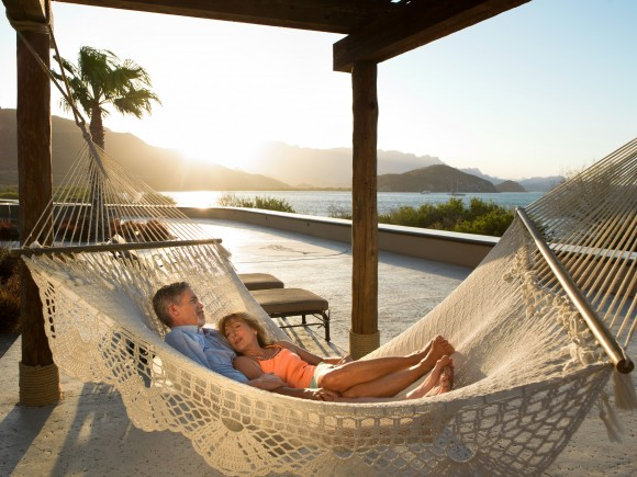 Siesta time at the Villa del Palmar. (Villa del Palmar Beach Resorts & Spa)