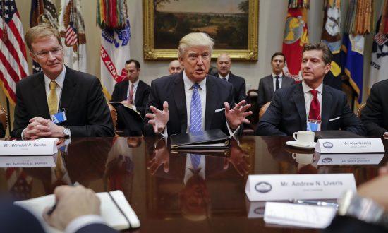 Trump Disbands Two Advisory Councils