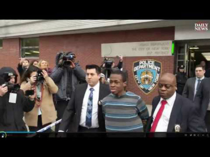 Father of Man Accused in NYC Jogger's Killing Speaks Out