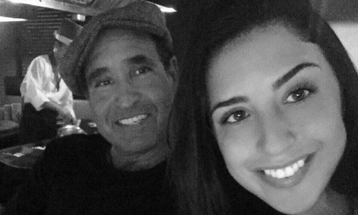 Karina Vetrano (R) and her father, Phil. (GoFundMe)