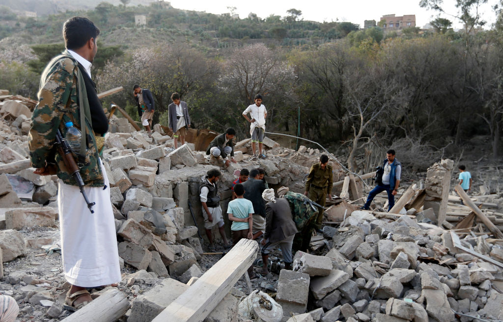 Yemen Moves From Crisis to Brink of Disaster