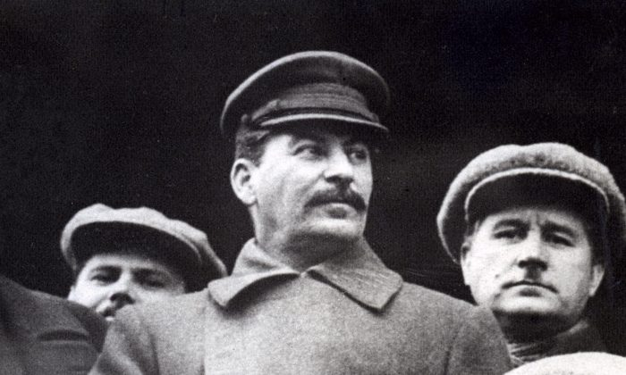Former soviet dictator Joseph Stalin, circa 1937. (wikimedia commons)