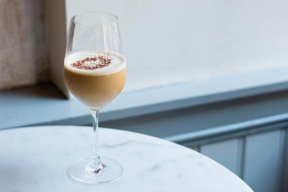 Cafe Mendoza cocktail. (Asia Coladner)