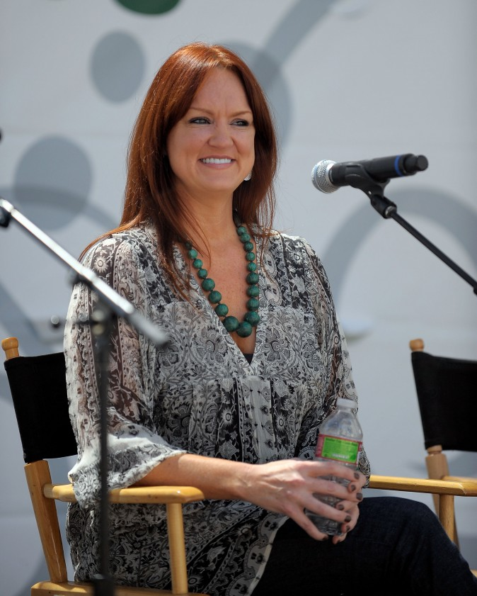 Ree Drummond in Los Angeles, in this file photo.  (Charley Gallay/Getty Images for LA Times)