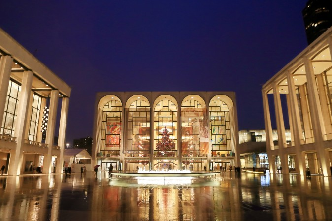 Lincoln Center in New York City. (EarthScape ImageGraphy/Shutterstock)