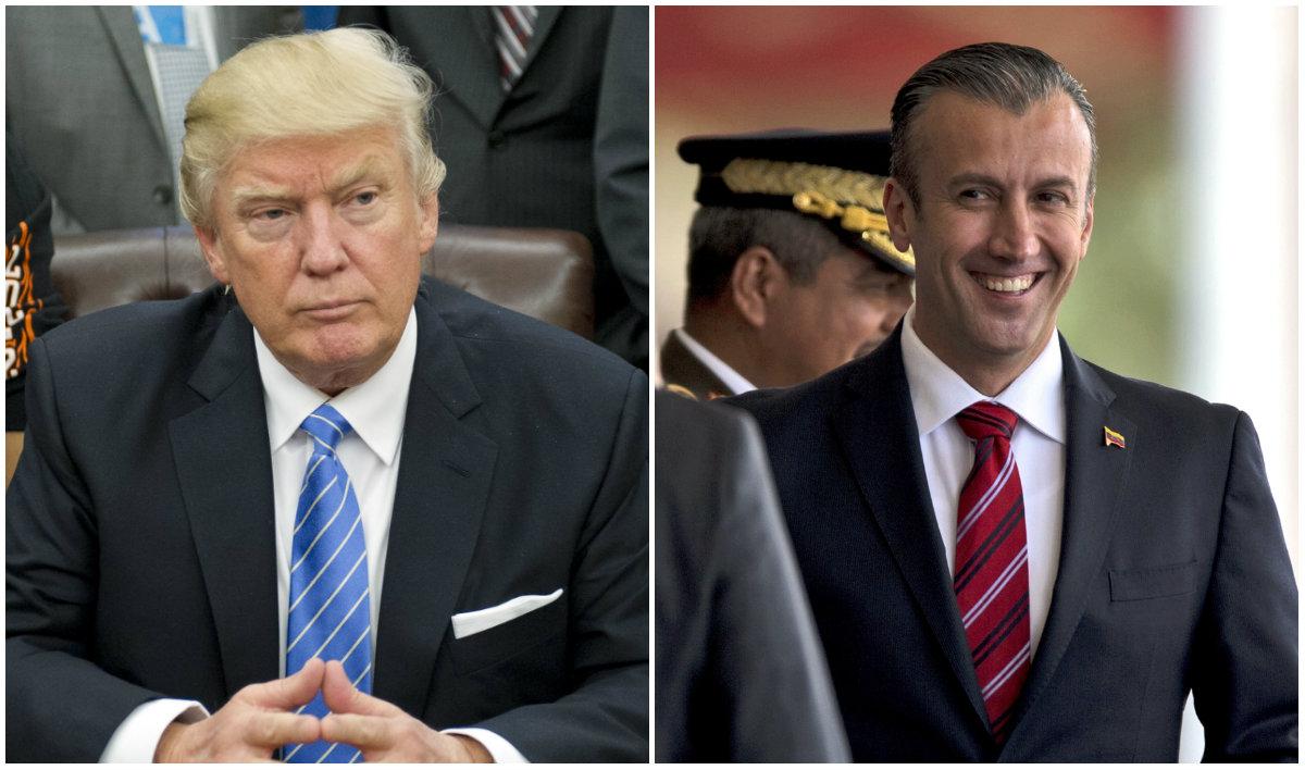 Chilean President: Trump Concerned About Venezuelan Crisis