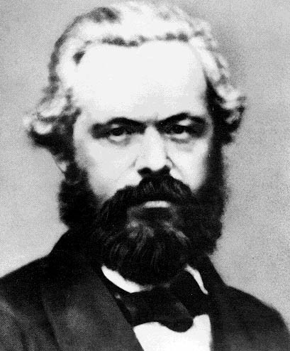 Karl Marx. (Creative Commons/Wikimedia)