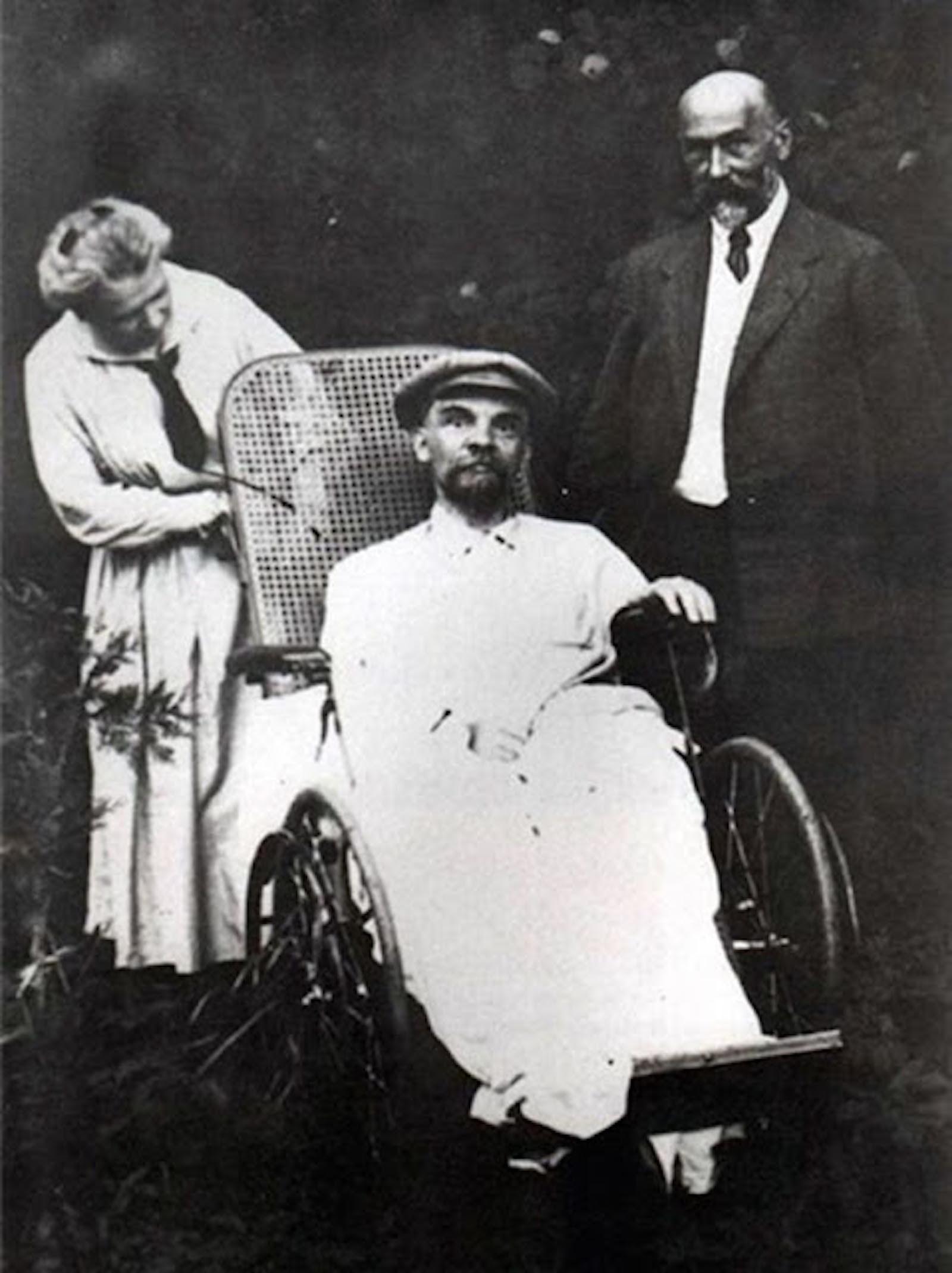 Vladimir Lenin. (Public Domain)
