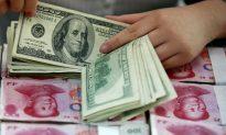 Renminbi Duality: Plunging Elevator Theory