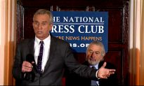 Kennedy Jr., Robert De Niro Offer $100K Prize For Proof of Vaccine Safety
