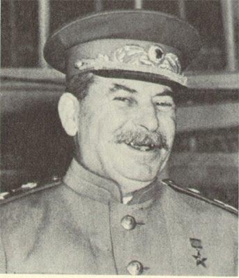 Joseph Stalin (Public Domain)