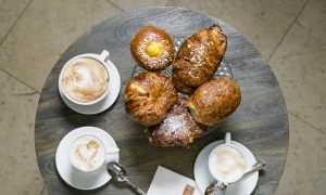Breakfast Without Borders: A Dream of a Croissant at Ceci Cela