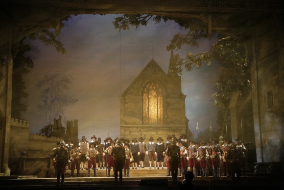 A scene from Bellini's