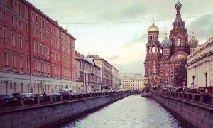 By Train from St Petersburg to Hong Kong (1)