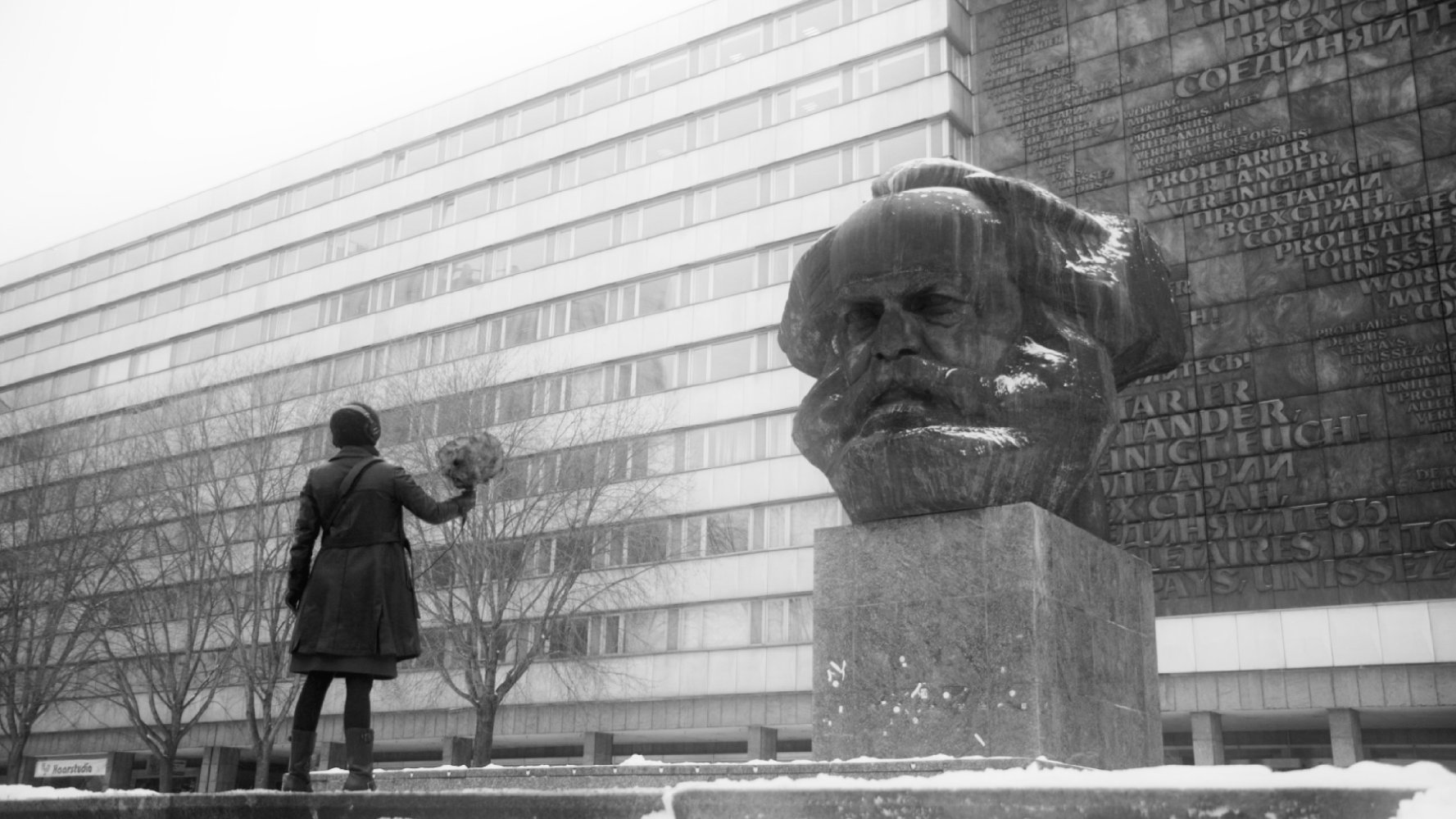 Chinese Regime to Gift Karl Marx Statue to German Town