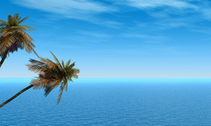 In a conflict,  when you take a step back, you will find the sea and the sky boundless. (Fotolia)