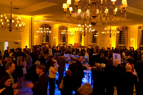 The grand tasting event at a previous New Jersey Wine and Food Festival. (Geoff Mottram)