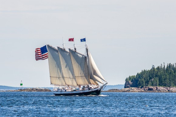 The Victory Chimes has been sailing every year for over a century. (Tim Sullivan Photography)