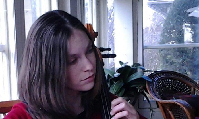 Cassia Harvey (Courtesy of Cassia Harvey)