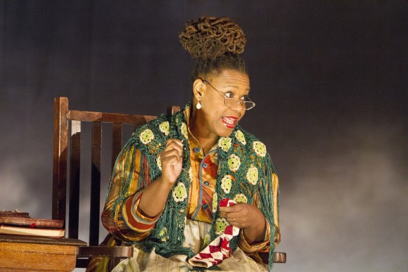 Kecia Lewis plays the down to earth Maggie in
