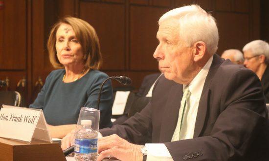 Congressional Hearing: Reforming China Through Increased Trade a 'Bipartisan Fantasy'