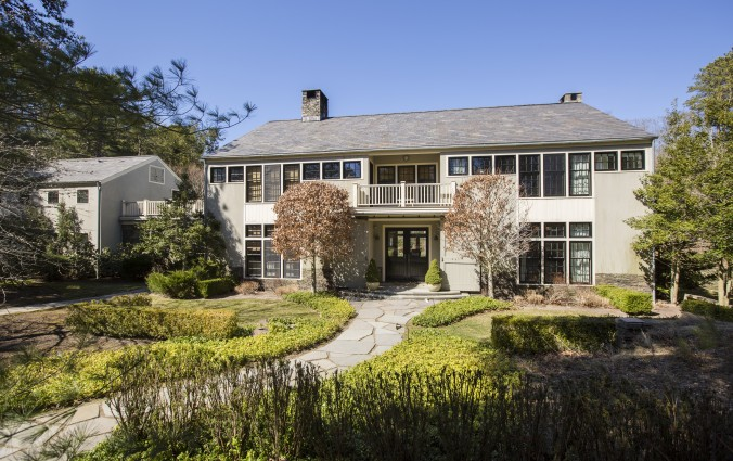 Addiction recovery center The Dunes in East Hampton, N.Y. (Samira Bouaou/Epoch Times)