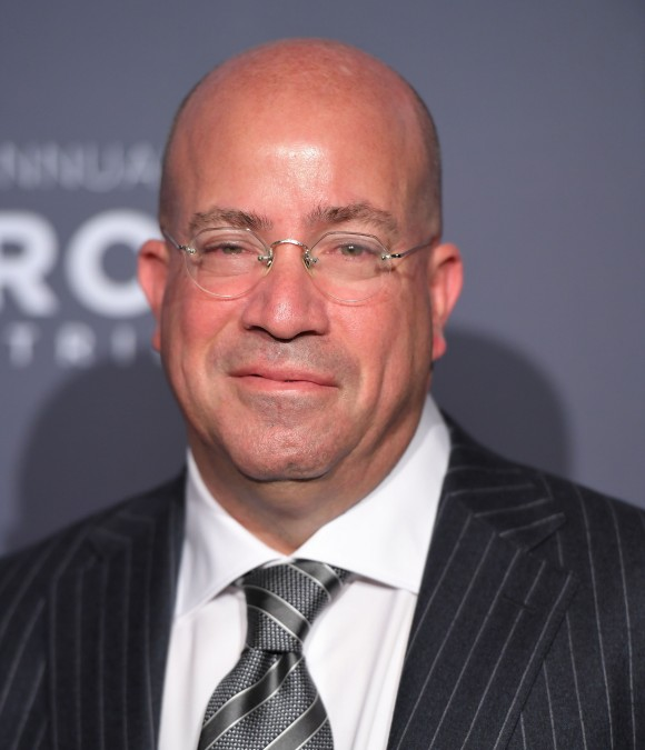 Jeff Zucker attends the 10th Annual CNN Heroes All-Star Tribute at the American Museum of Natural History in New York City on Dec. 11, 2016. (ANGELA WEISS/AFP/Getty Images)