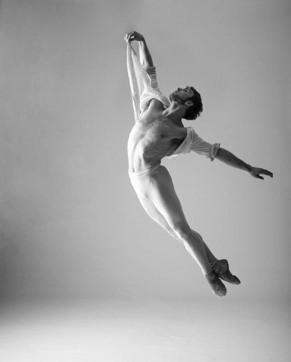 As a dancer, Dylan Tedaldi continually strives towards self-improvement (Karolina Kuras)