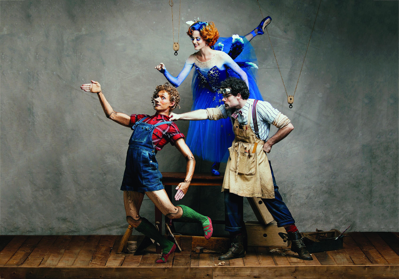 Pinocchio Comes to Life Through Dance