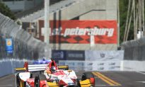 2017 IndyCar Grand Prix of St. Petersburg Weekend Begins