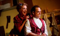 Theater Review: 'Sweeney Todd'
