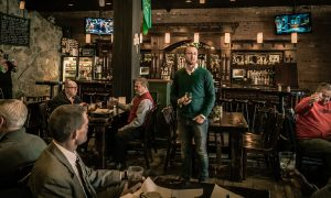 Sláinte! Here's to Irish Pubs Everywhere (Plus, How to Make the Perfect Irish Coffee)