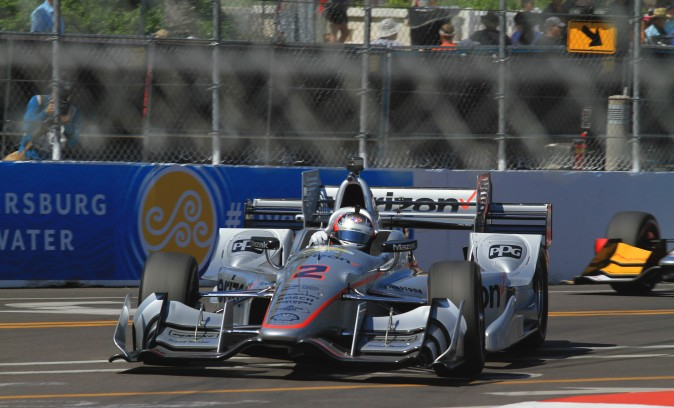 Will Power has captured the pole at St. Pete six times, and has won twice. (Chris Jasurek/Epoch Times)