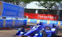 IndyCar St. Pete Grand Prix: Dixon Quickest in Third Practice