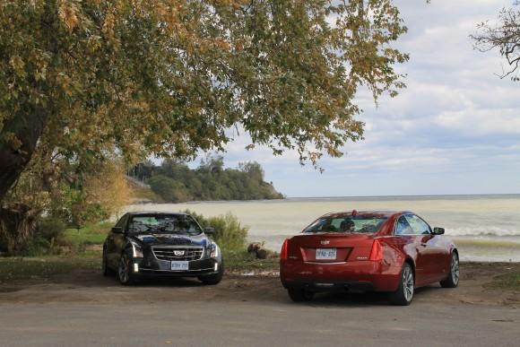 Cadillac ATS Coupe  (Courtesy of David Taylor)