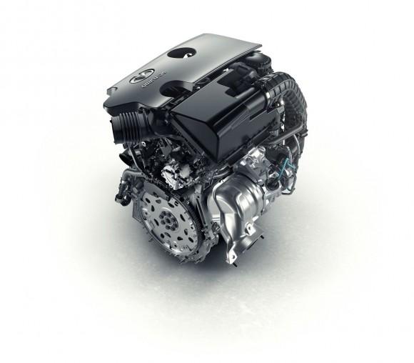 Infiniti VC-Turbo engine (Courtesy of Infiniti)