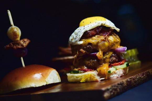 Monk Burger. (Max Flatow)