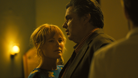 Malin Akerman and Oliver Platt. (Zachary Galler)