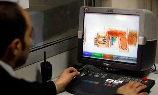Britain Seeks New Ways to Detect Explosives in Airports