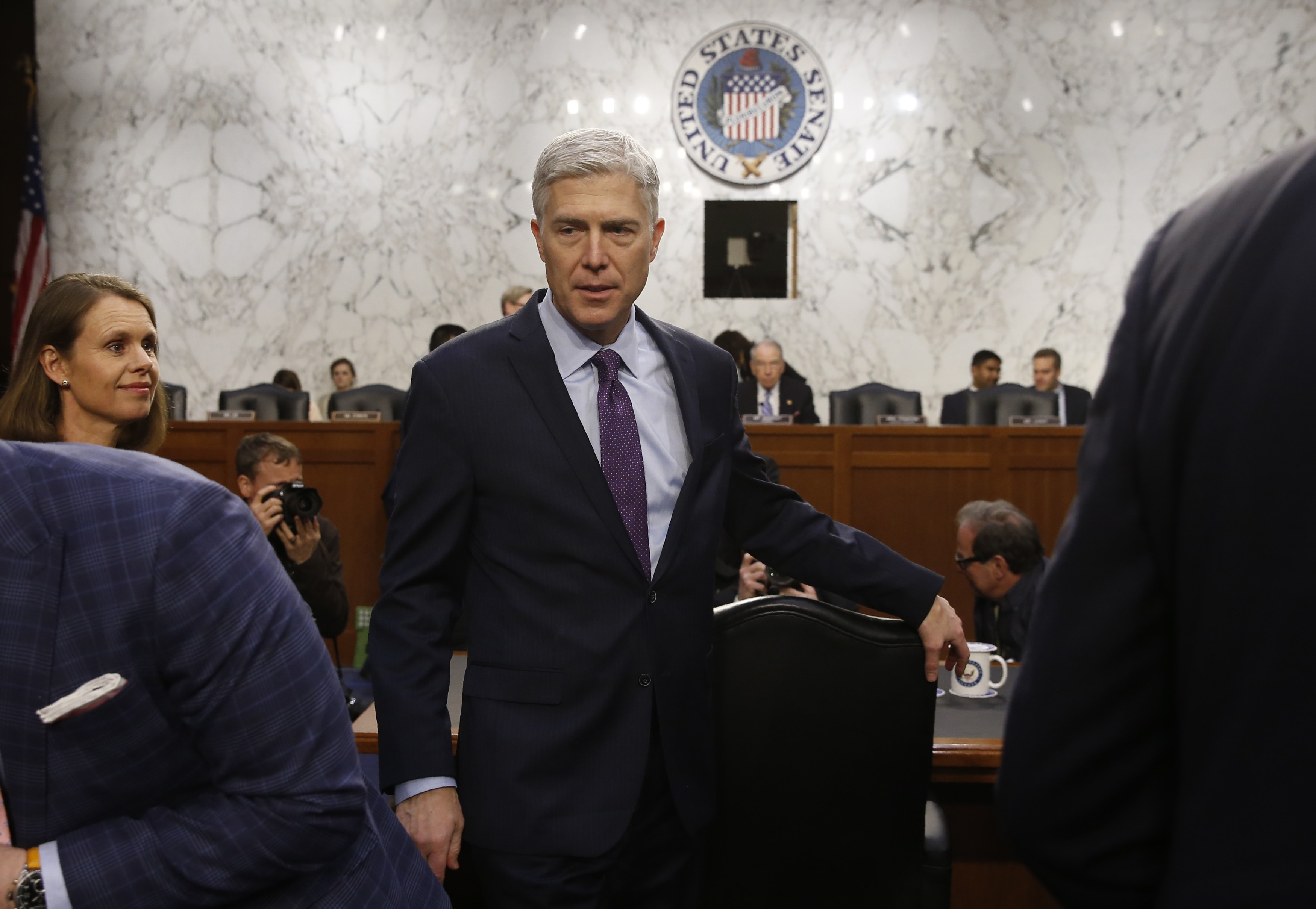 If Confirmed, Gorsuch Would Work to Restore Judicial Independence